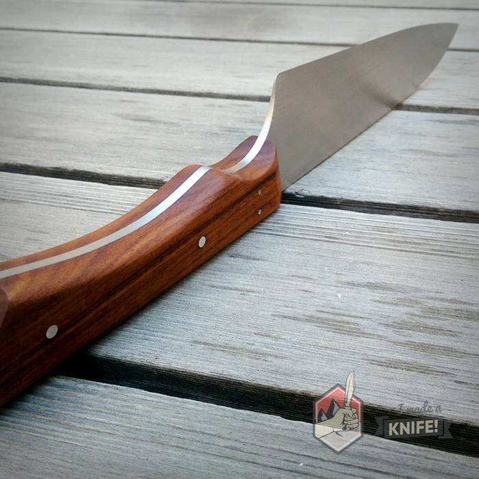 Home I Made A Knife